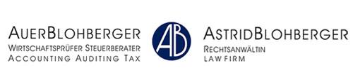 AuerBlohberger - Steuerberatung, Wirtschaftsprüfung, Rechtsberatung